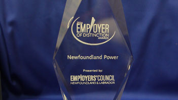 Employer of Distinction Award